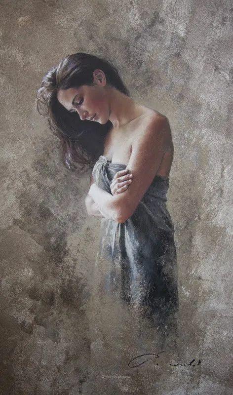 法国女粉彩大师,描绘的女性之美,细腻柔和!插图105