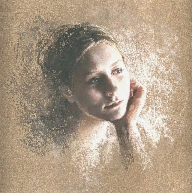 法国女粉彩大师,描绘的女性之美,细腻柔和!插图113