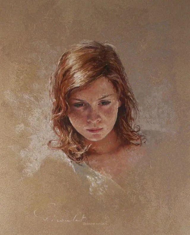 法国女粉彩大师,描绘的女性之美,细腻柔和!插图115