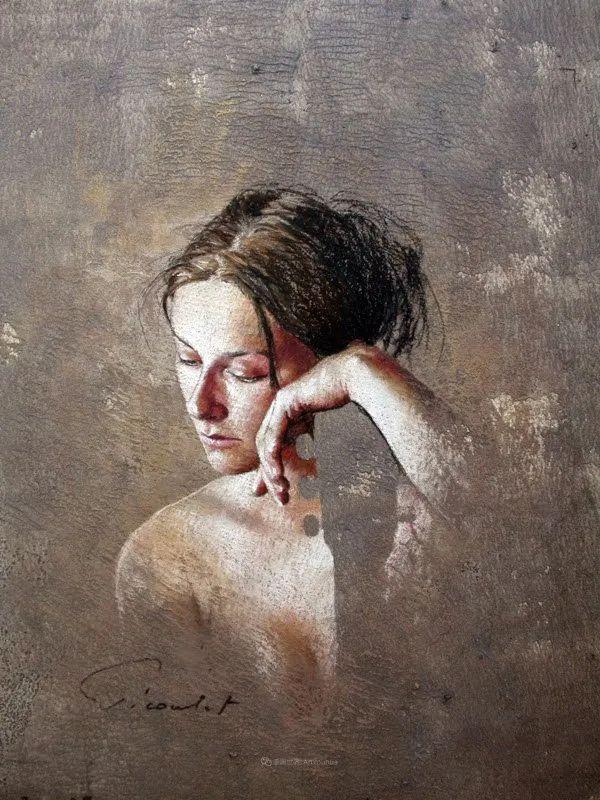 法国女粉彩大师,描绘的女性之美,细腻柔和!插图123