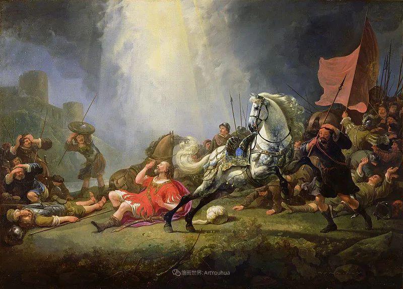 他的画,有些牛!17世纪荷兰黄金时期杰出的风景画家插图139