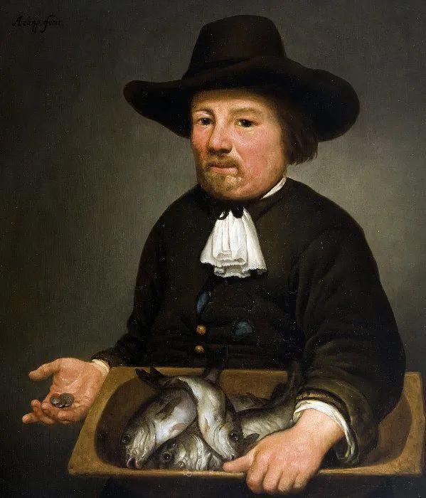 他的画,有些牛!17世纪荷兰黄金时期杰出的风景画家插图163