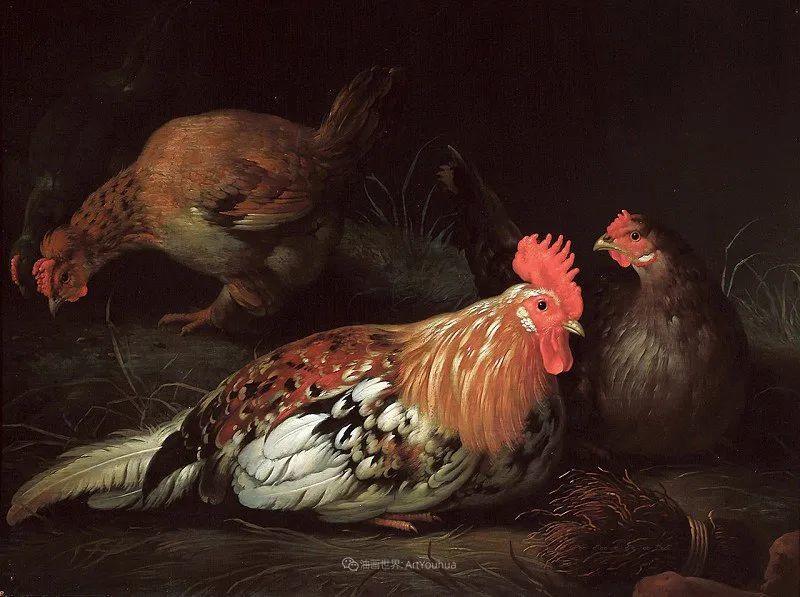 他的画,有些牛!17世纪荷兰黄金时期杰出的风景画家插图193