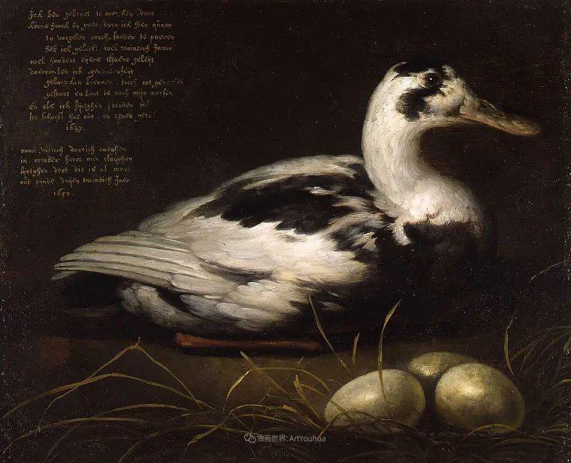 他的画,有些牛!17世纪荷兰黄金时期杰出的风景画家插图197
