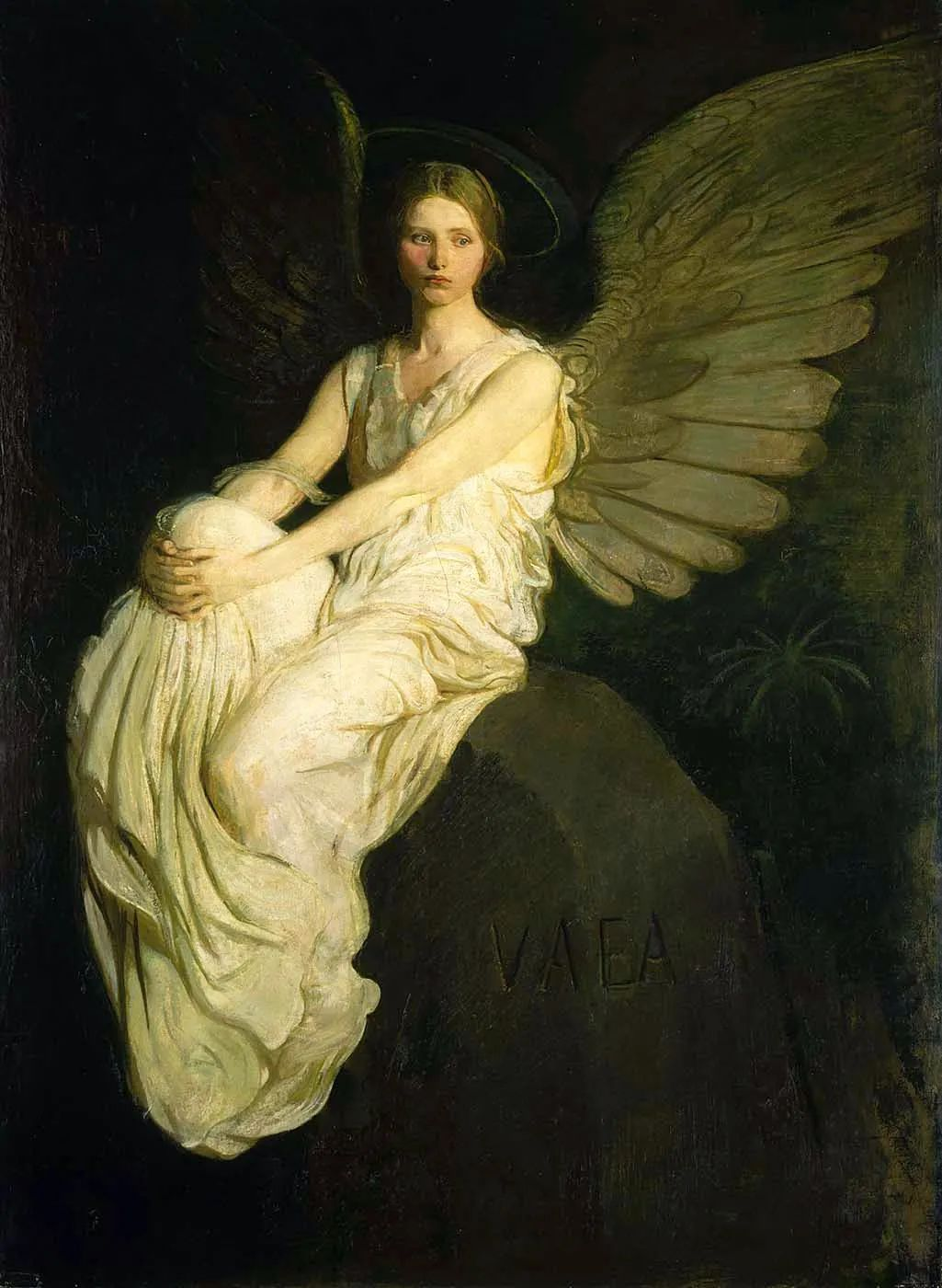 空灵的天使,精美绝伦!插图1