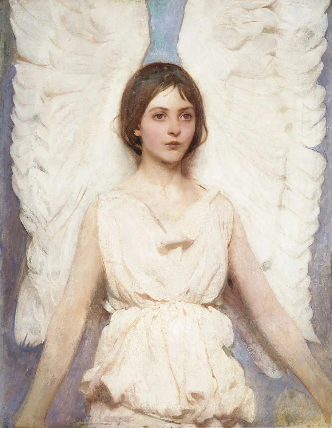 空灵的天使,精美绝伦!插图3