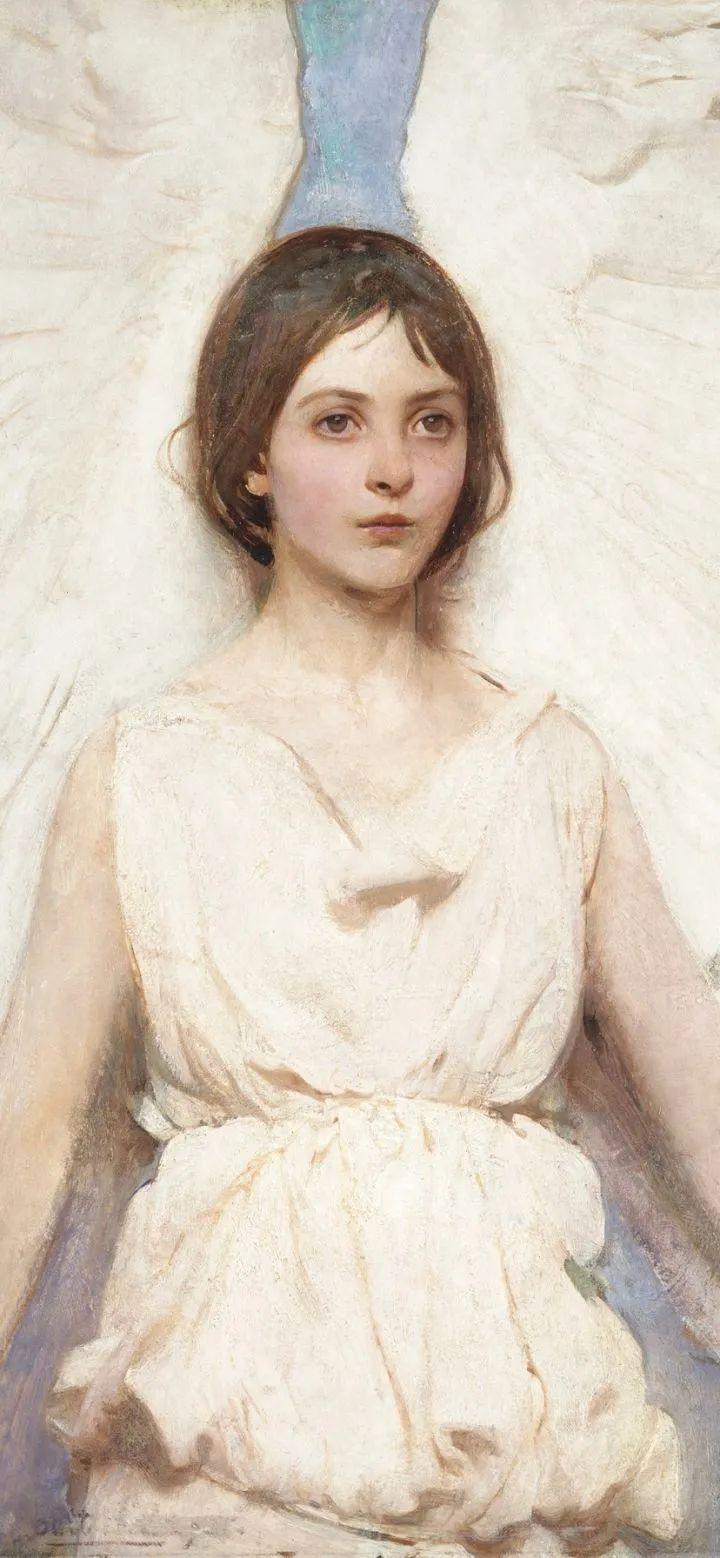 空灵的天使,精美绝伦!插图5