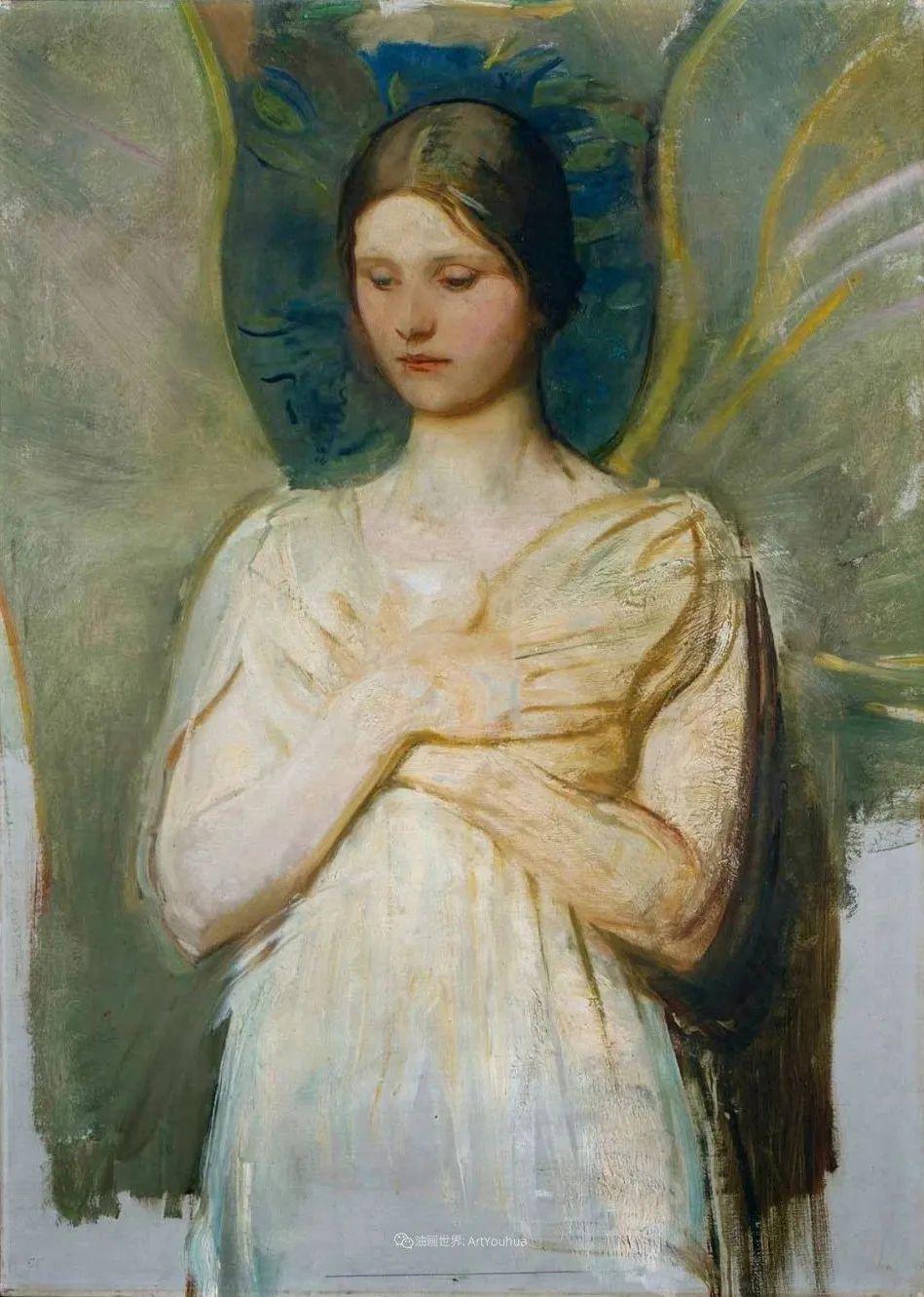 空灵的天使,精美绝伦!插图9