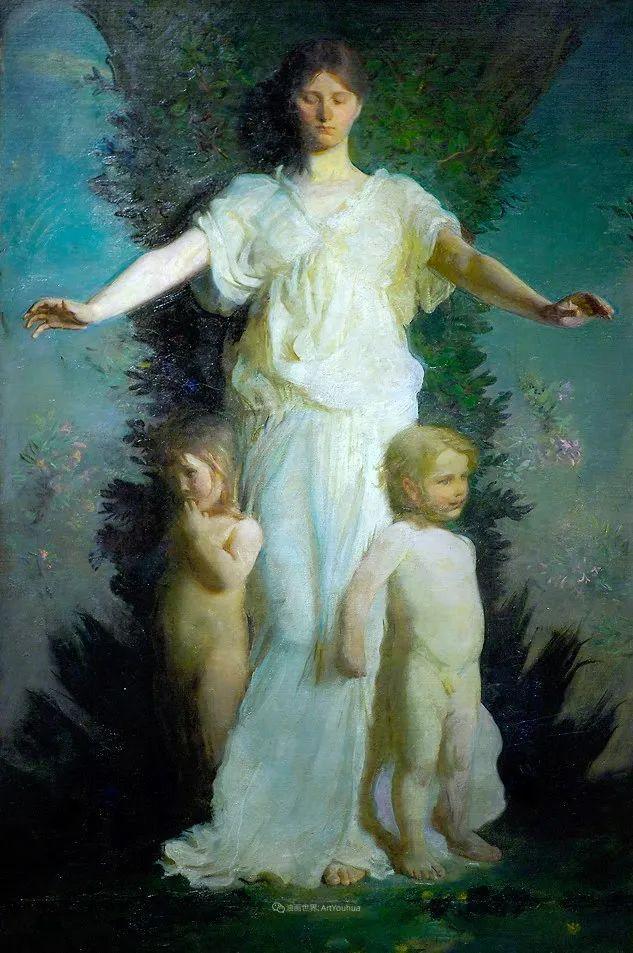 空灵的天使,精美绝伦!插图11