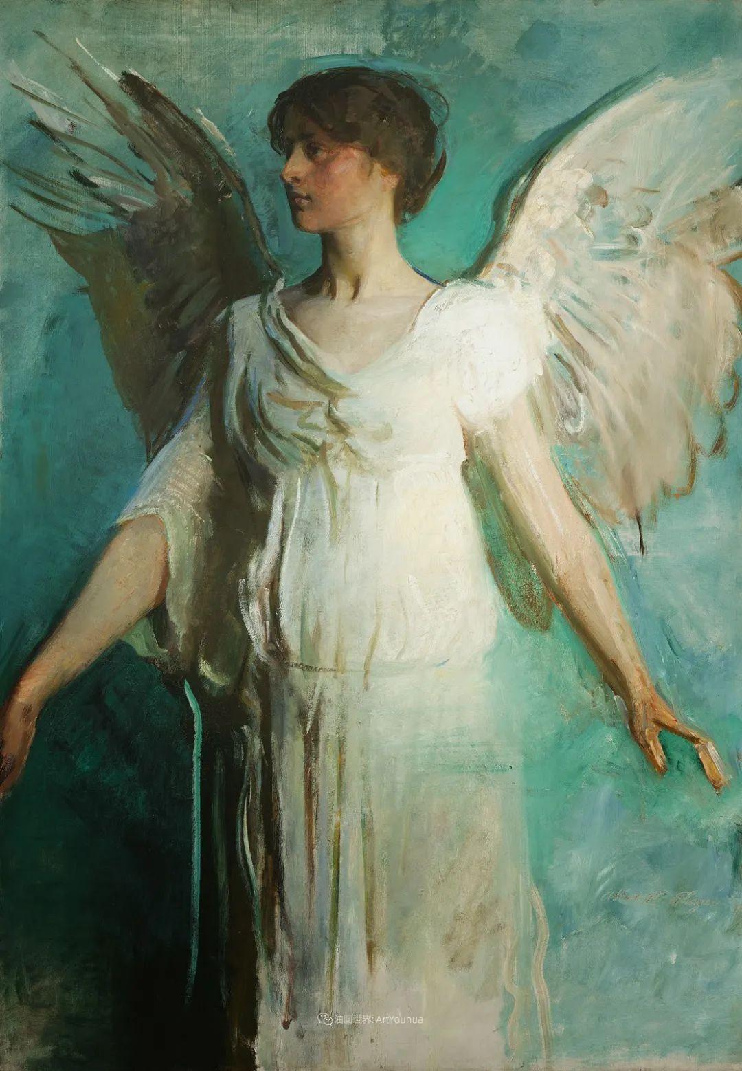 空灵的天使,精美绝伦!插图19