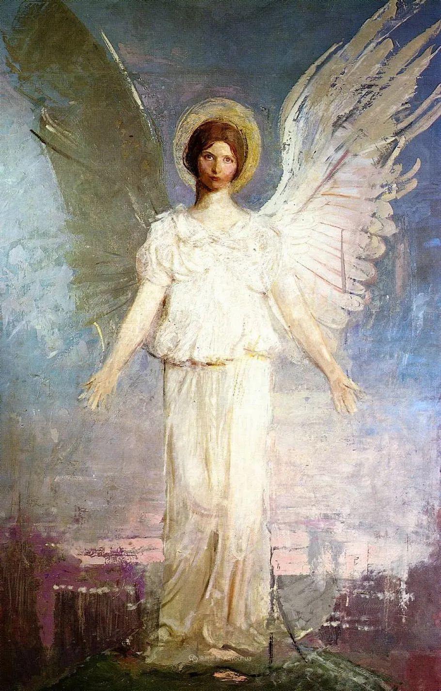 空灵的天使,精美绝伦!插图23