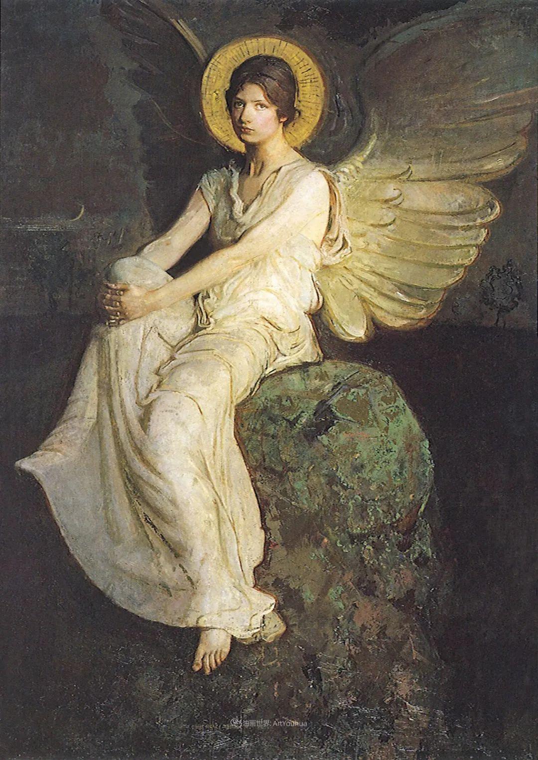 空灵的天使,精美绝伦!插图25