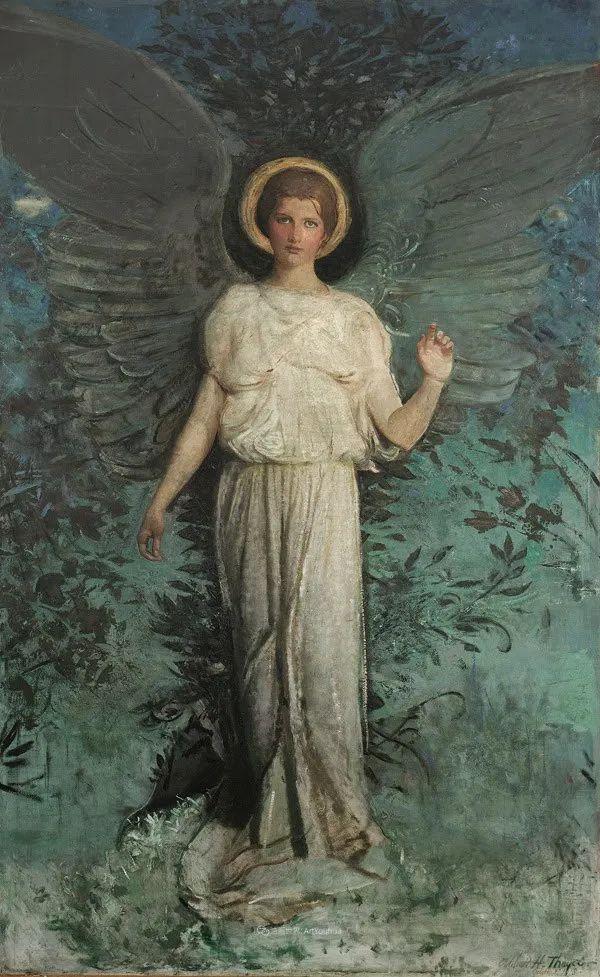 空灵的天使,精美绝伦!插图29