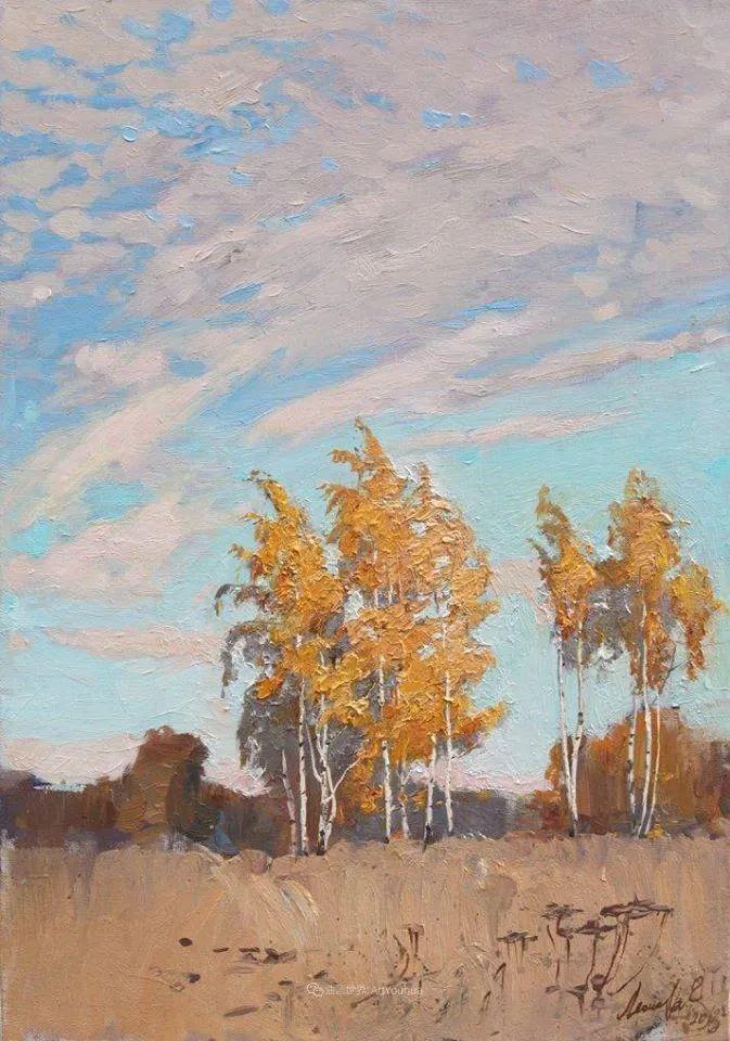大笔触,美丽的俄罗斯风景画!插图21