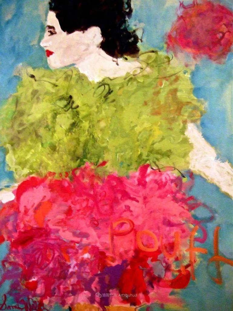 鲜艳生动的色调,清新女性化热情的视角!插图57