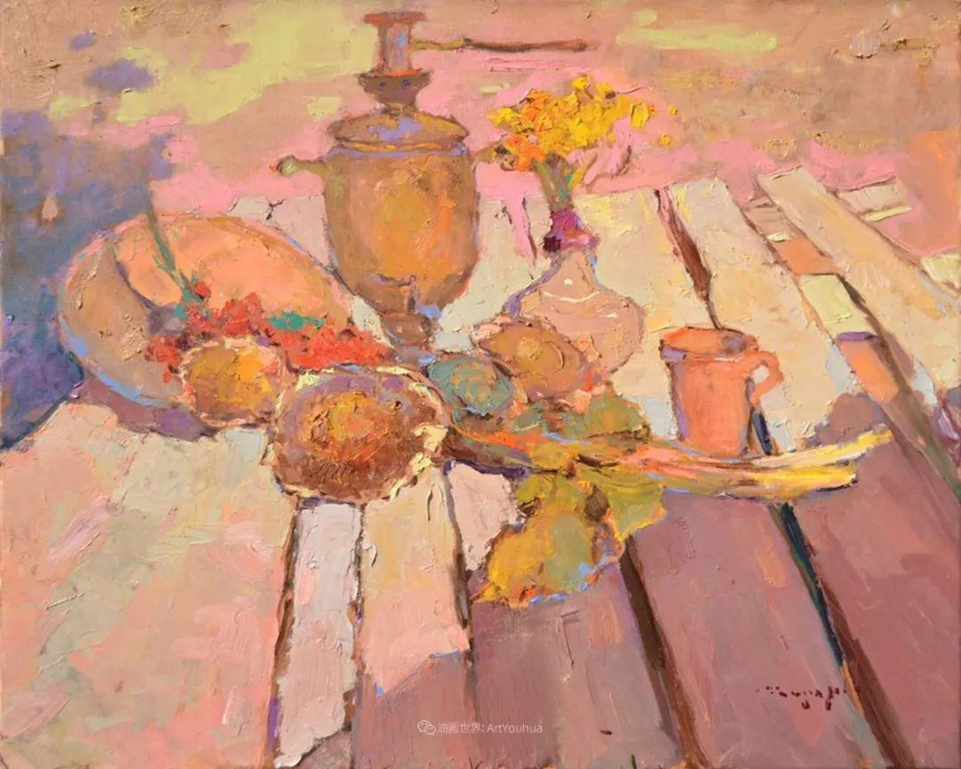 迷人的色彩,冷暖的碰撞,静物与花卉!插图59