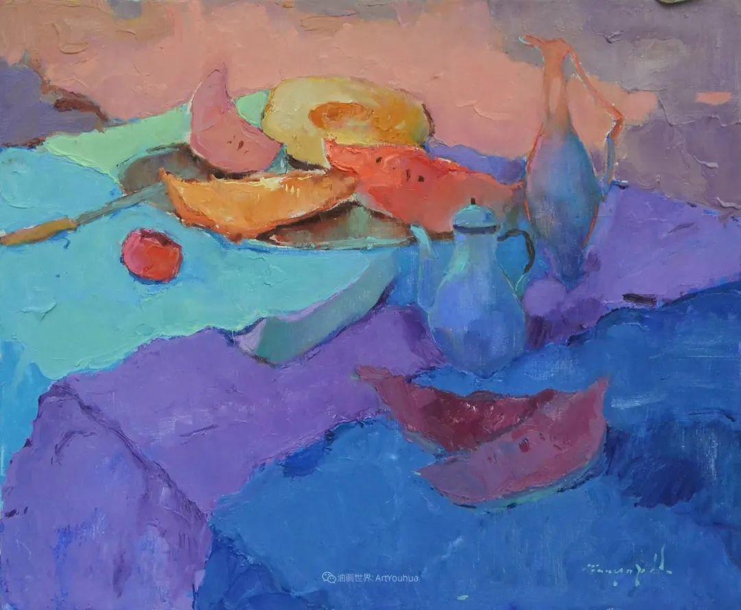 迷人的色彩,冷暖的碰撞,静物与花卉!插图75