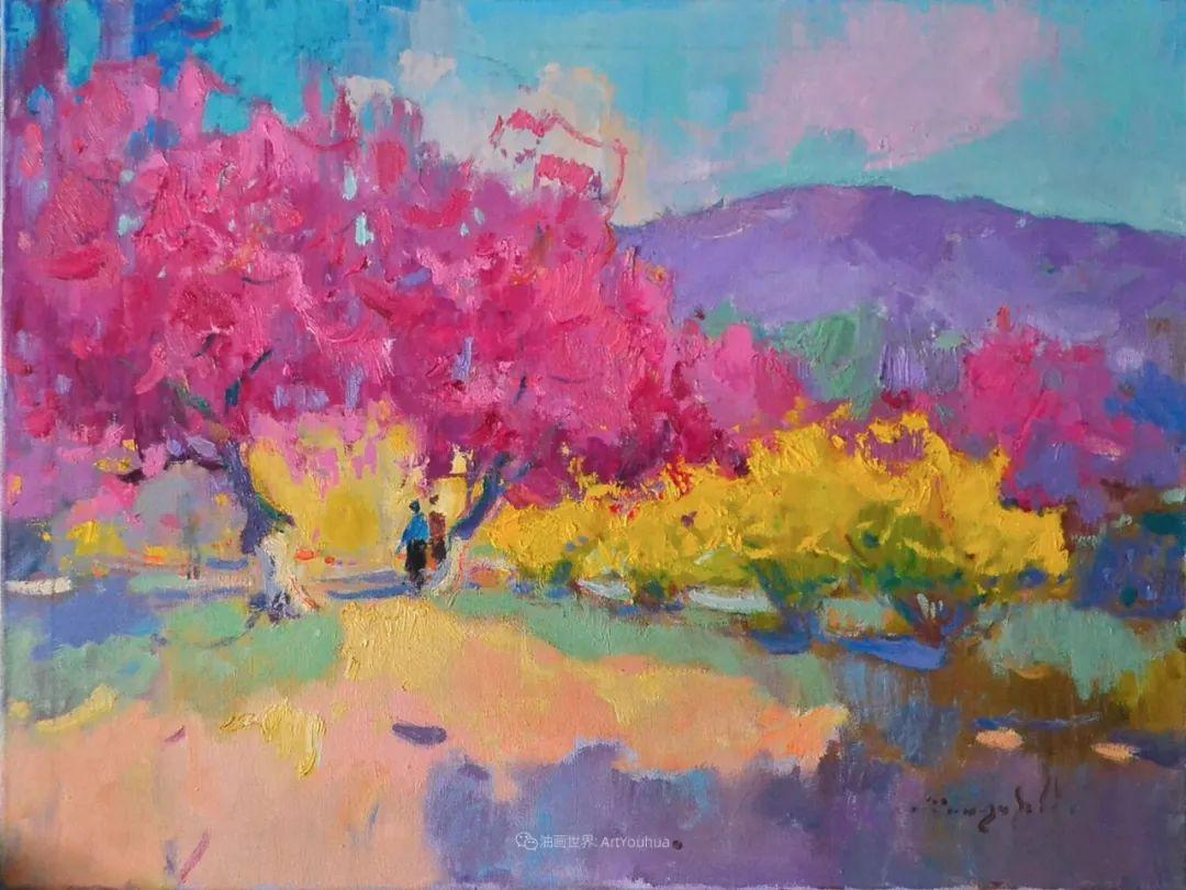 迷人的色彩,冷暖的碰撞,静物与花卉!插图97