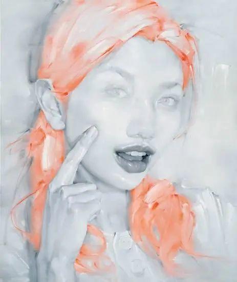 当代女性画家(刘虹 阎萍 喻红 夏俊娜)代表画作插图19