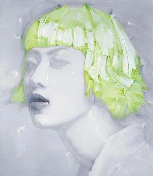 当代女性画家(刘虹 阎萍 喻红 夏俊娜)代表画作插图21