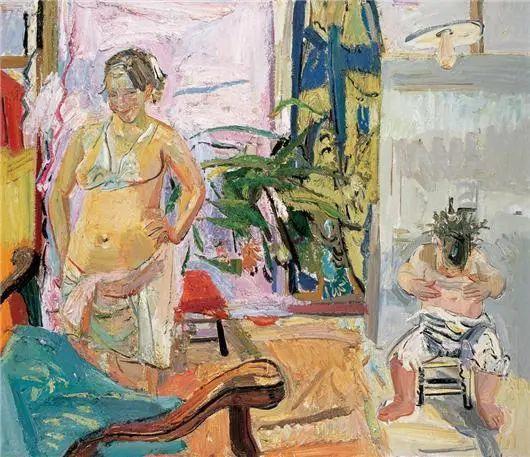 当代女性画家(刘虹 阎萍 喻红 夏俊娜)代表画作插图43