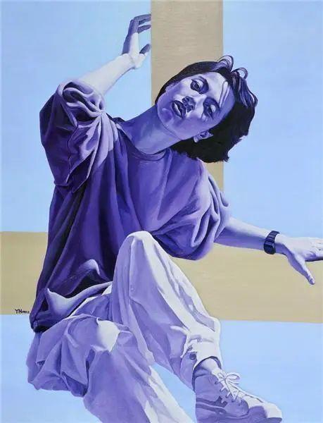 当代女性画家(刘虹 阎萍 喻红 夏俊娜)代表画作插图59