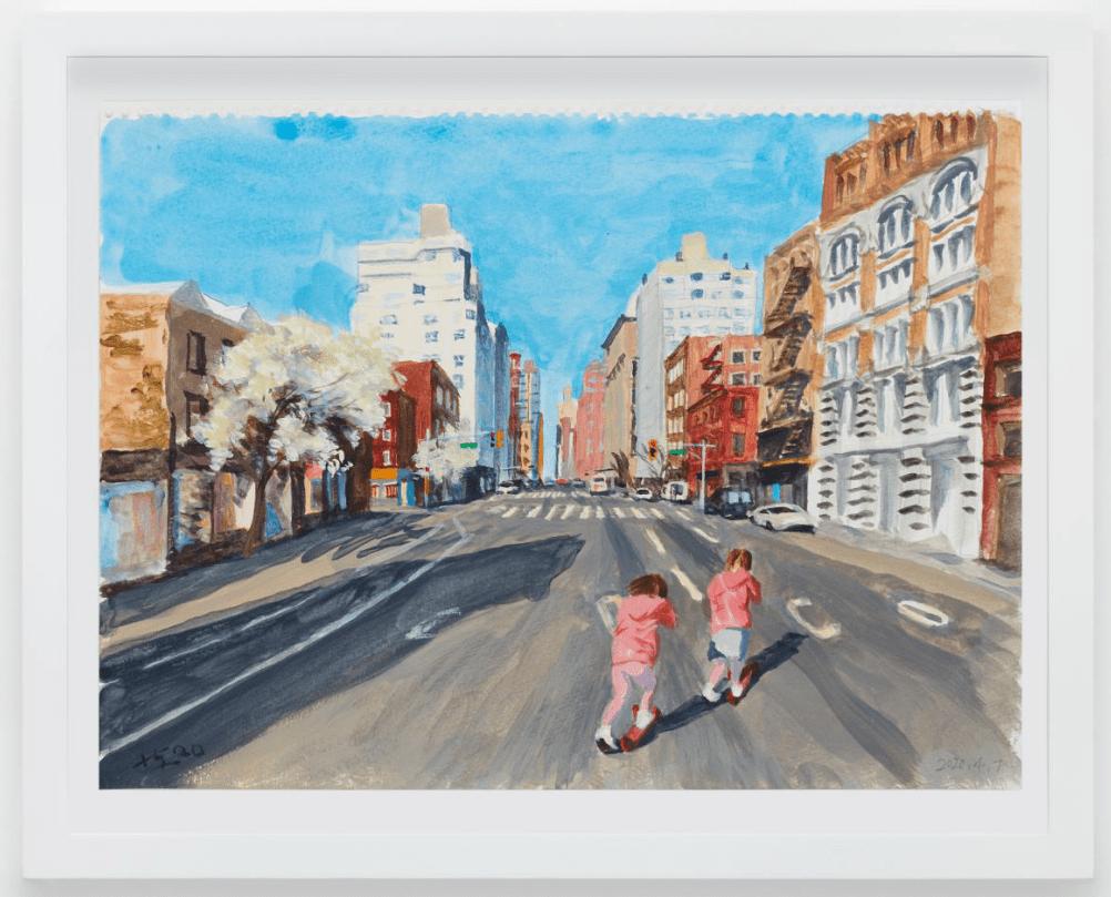 刘小东个展 | 纽约之春,最新作品欣赏插图3
