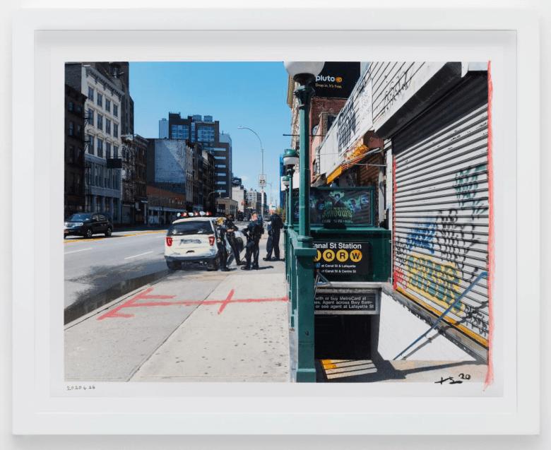 刘小东个展 | 纽约之春,最新作品欣赏插图15
