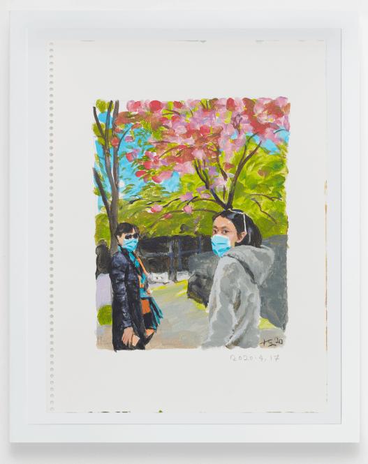 刘小东个展 | 纽约之春,最新作品欣赏插图19