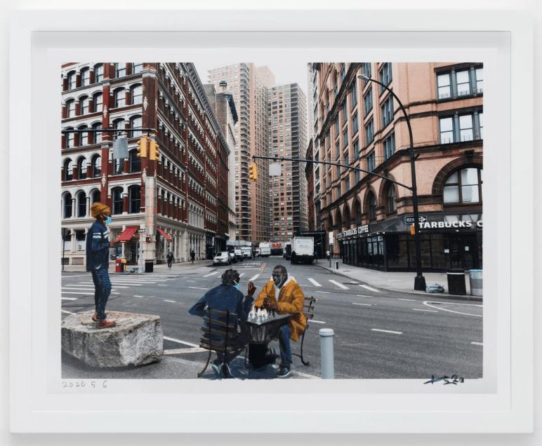 刘小东个展 | 纽约之春,最新作品欣赏插图27