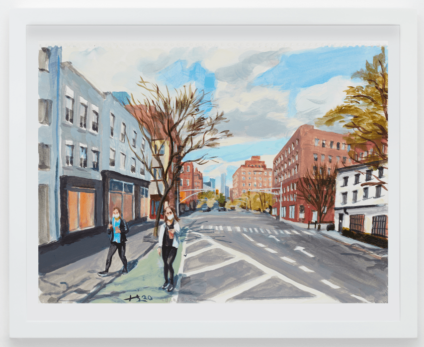 刘小东个展 | 纽约之春,最新作品欣赏插图31