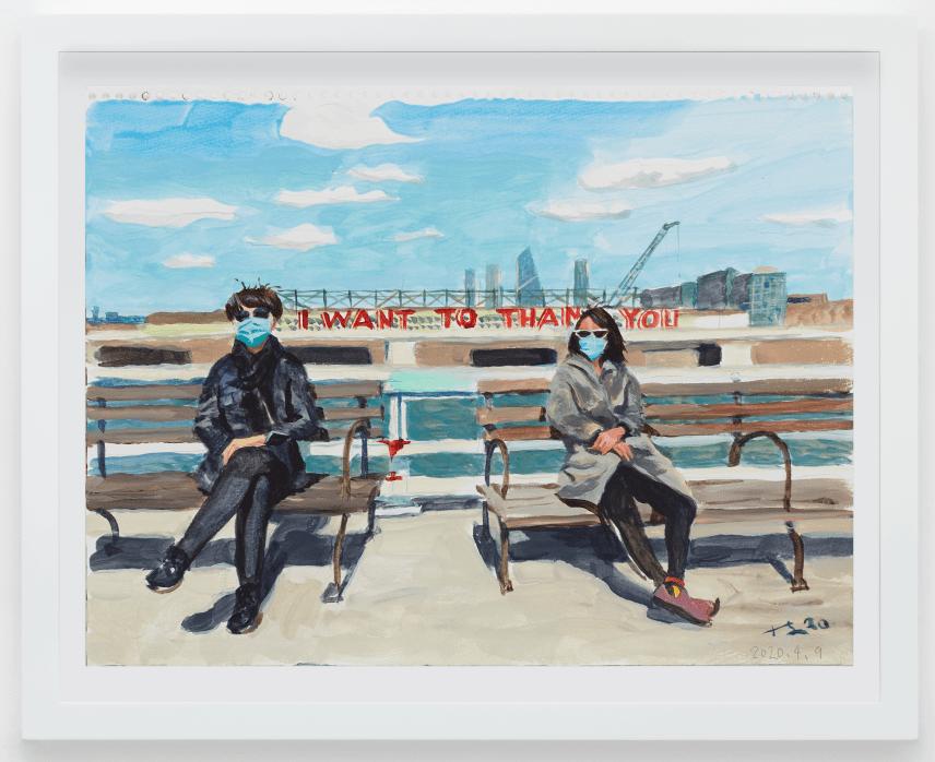 刘小东个展 | 纽约之春,最新作品欣赏插图33