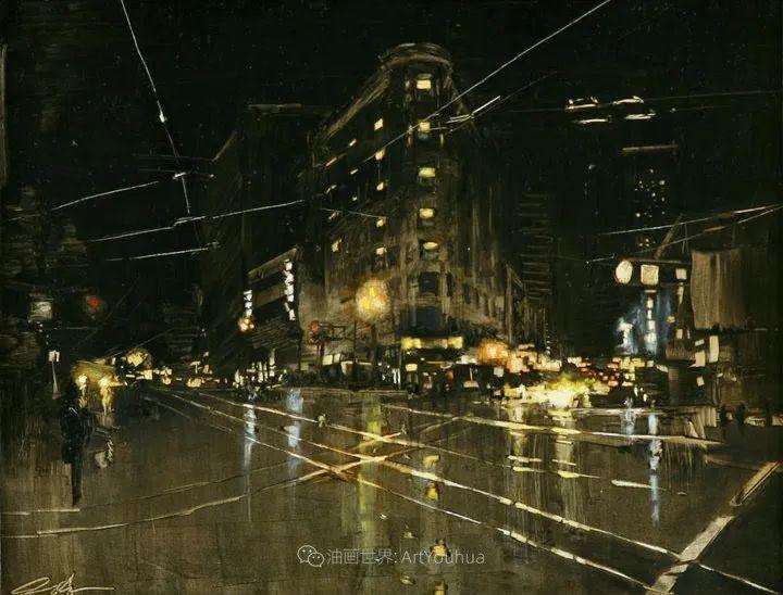 具象人物,城市浮光插图39
