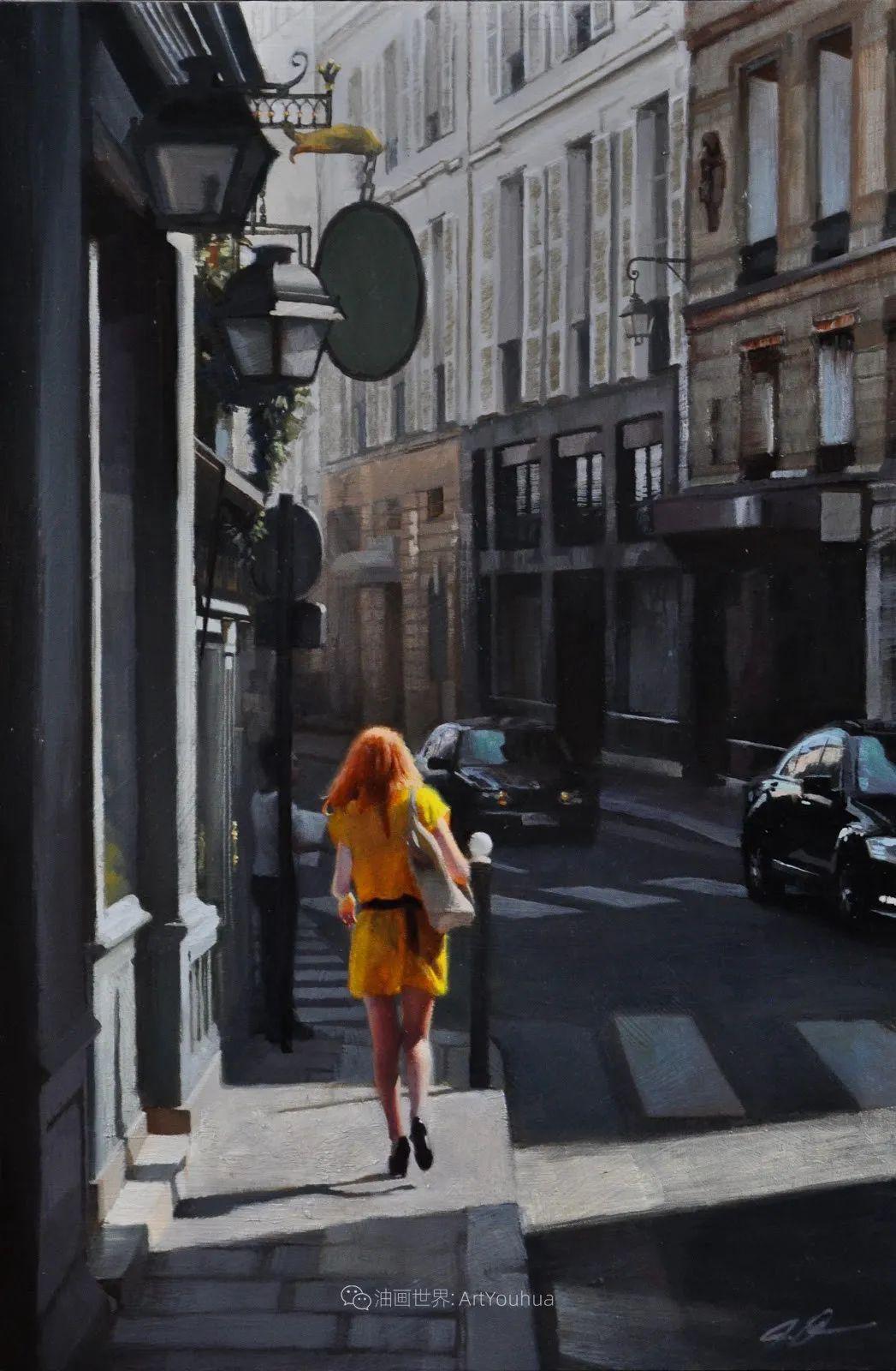 具象人物,城市浮光插图47