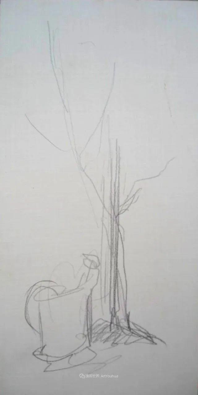 风景示范画,绘画步骤作品八 (完)插图9