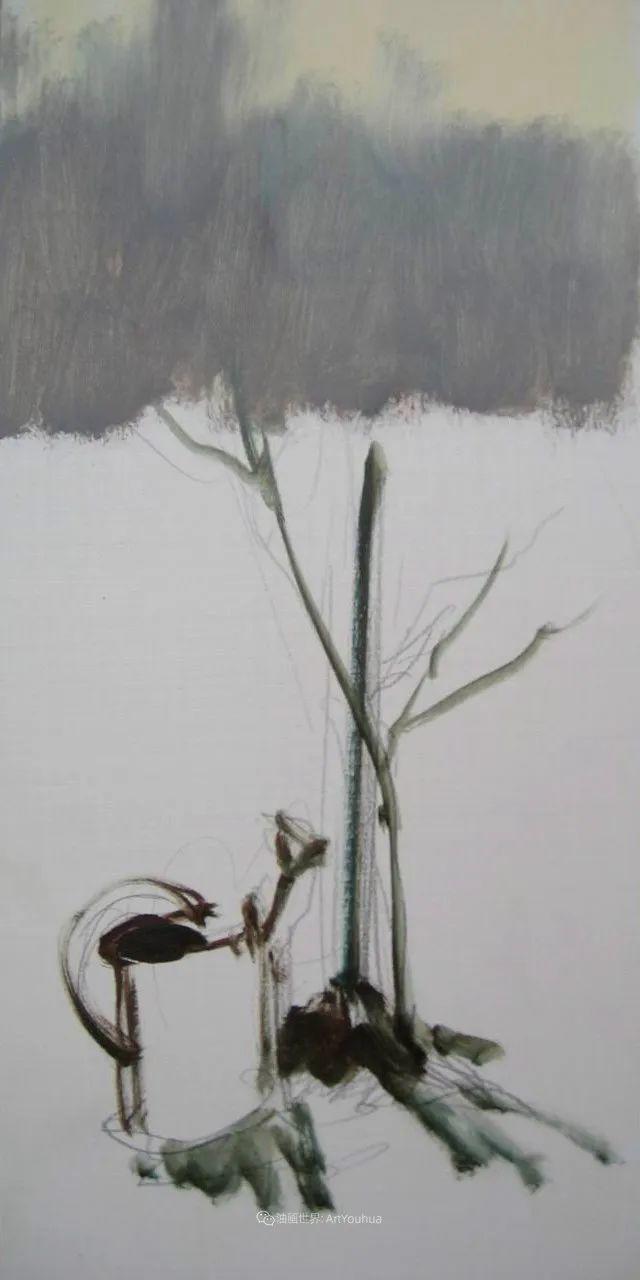风景示范画,绘画步骤作品八 (完)插图13