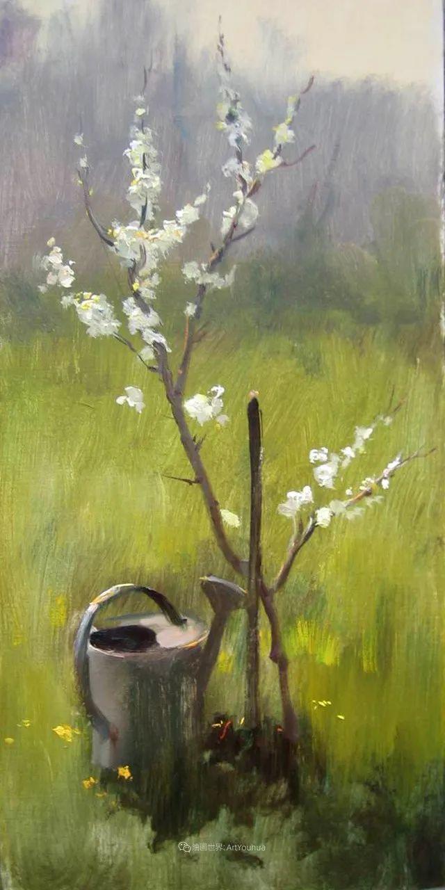 风景示范画,绘画步骤作品八 (完)插图33