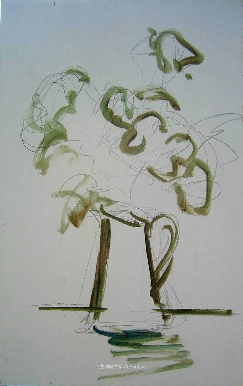 花卉示范画,作品六插图7