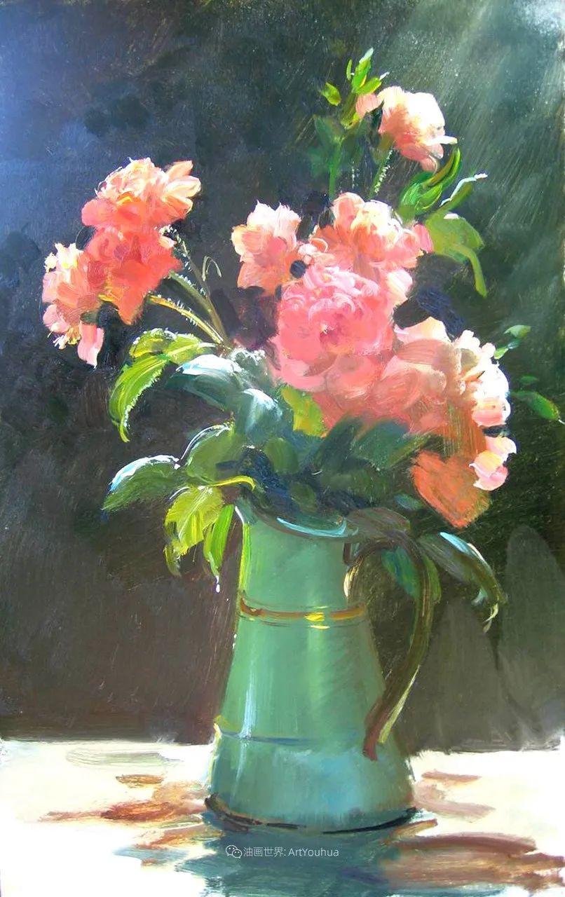 花卉示范画,作品六插图25