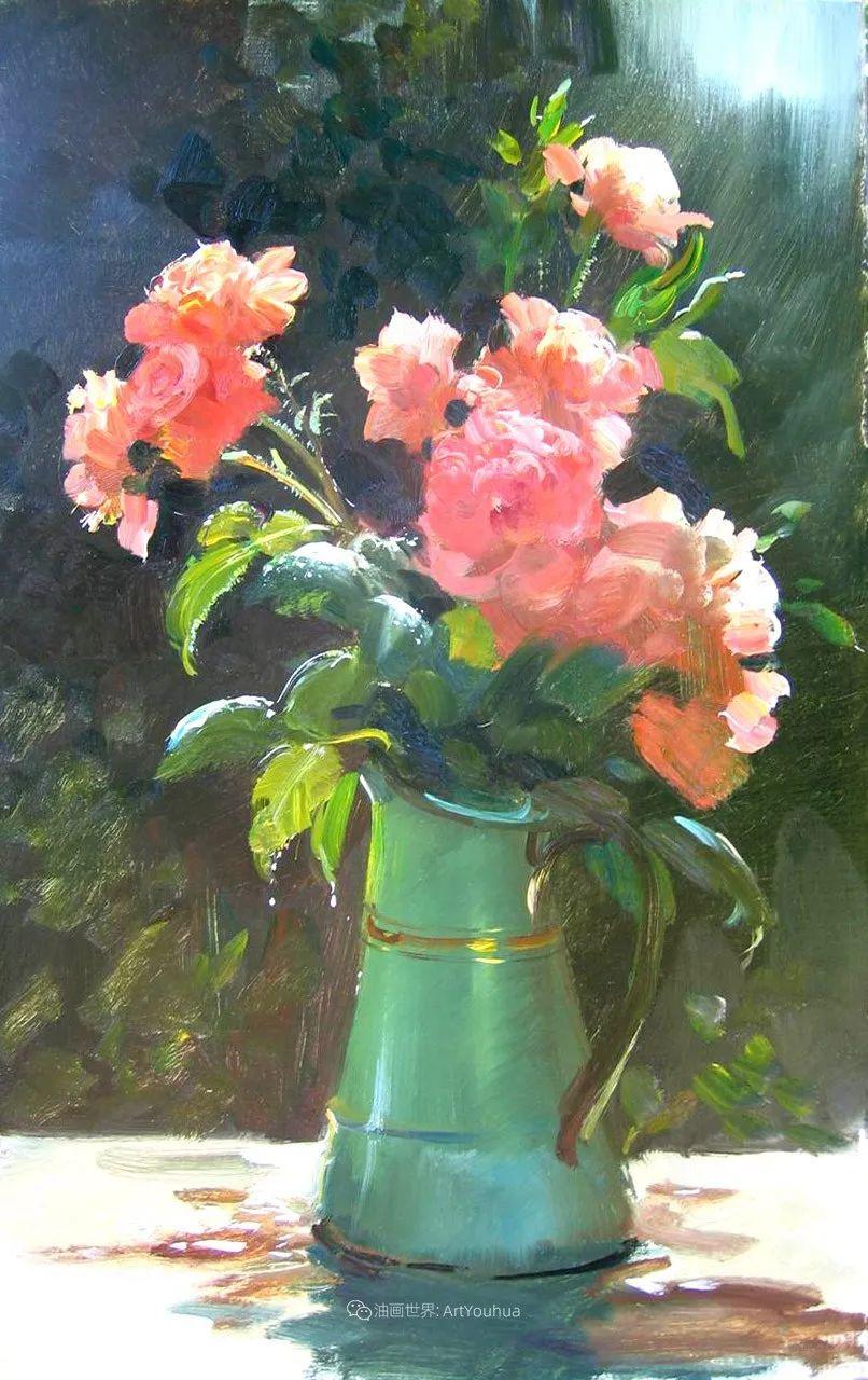 花卉示范画,作品六插图27
