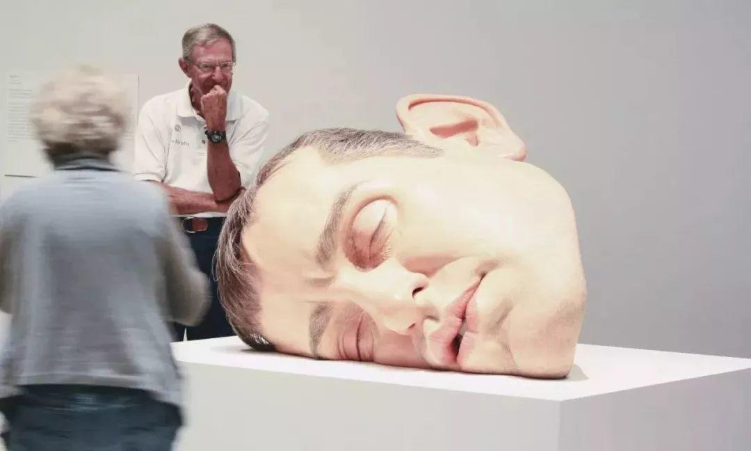 超震撼的人体雕塑,真实到毛骨悚然!插图21