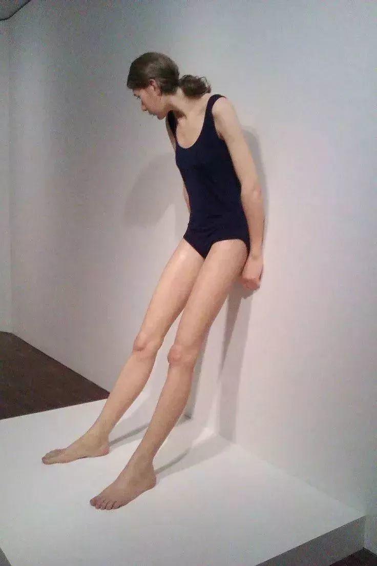 超震撼的人体雕塑,真实到毛骨悚然!插图39