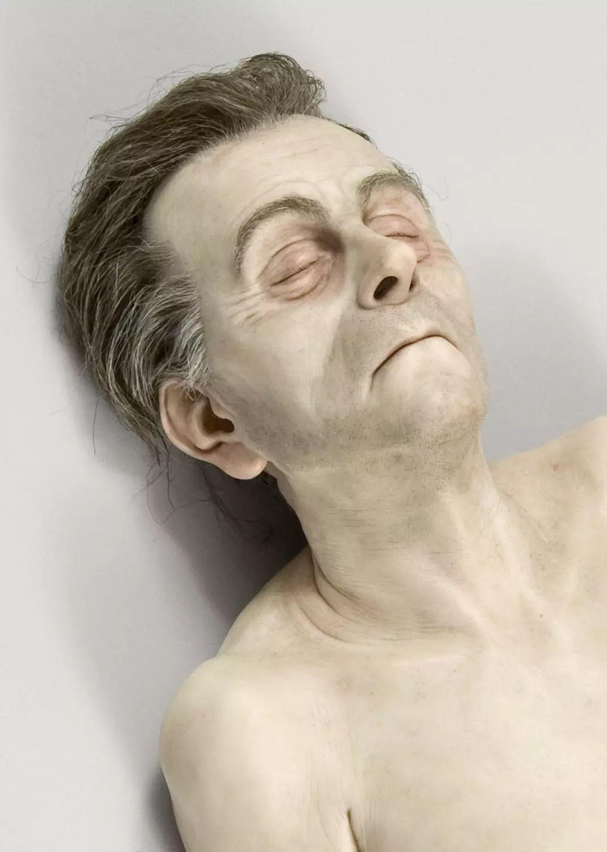 超震撼的人体雕塑,真实到毛骨悚然!插图61