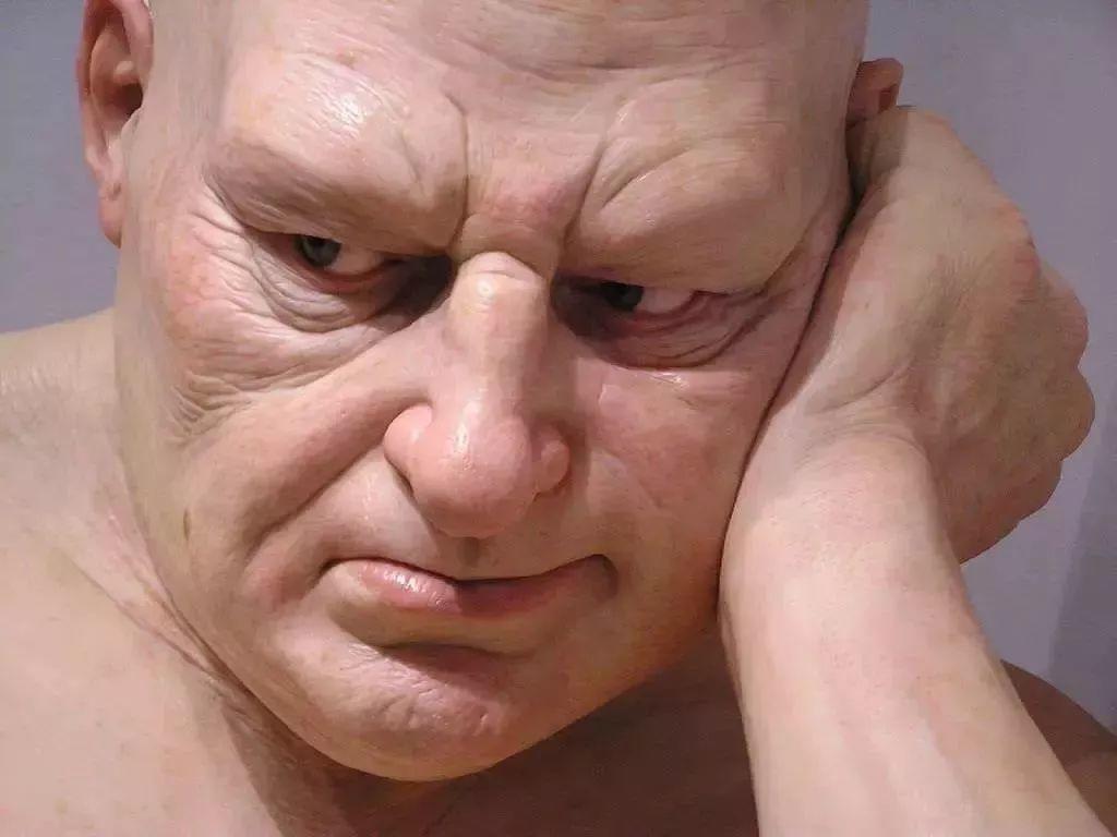超震撼的人体雕塑,真实到毛骨悚然!插图63