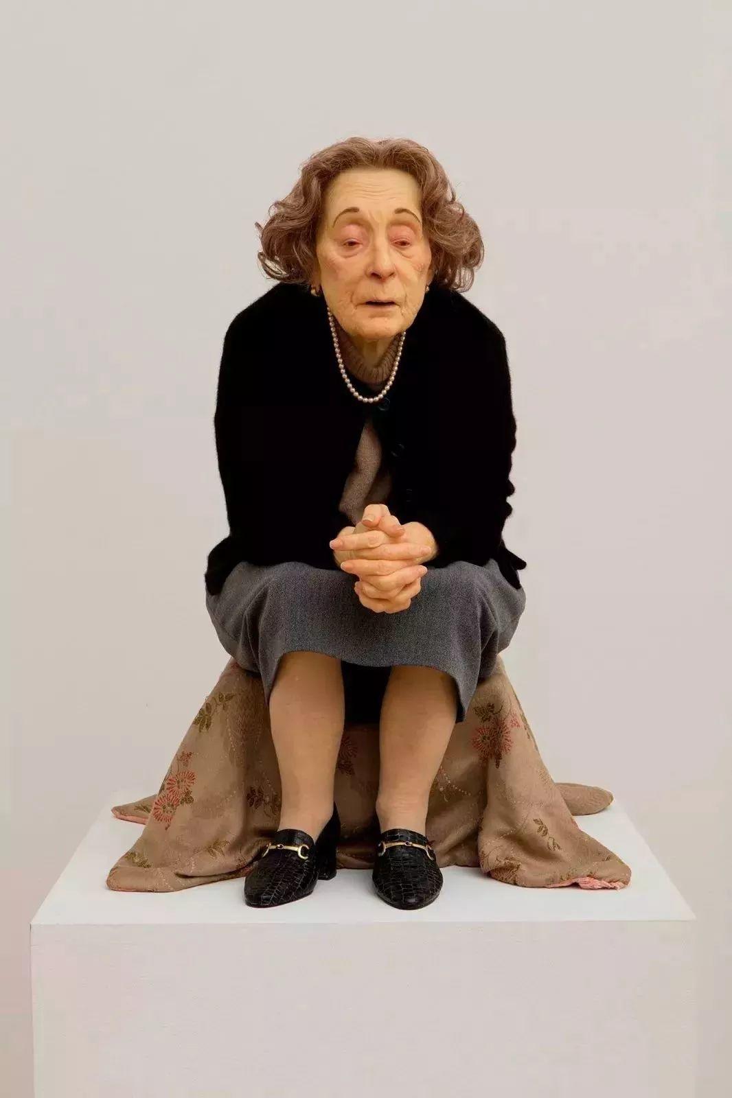 超震撼的人体雕塑,真实到毛骨悚然!插图67