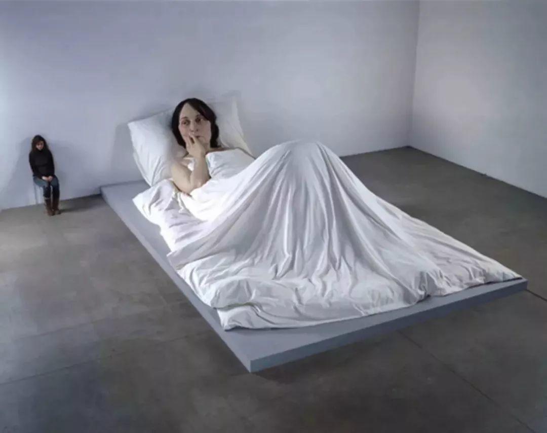 超震撼的人体雕塑,真实到毛骨悚然!插图73