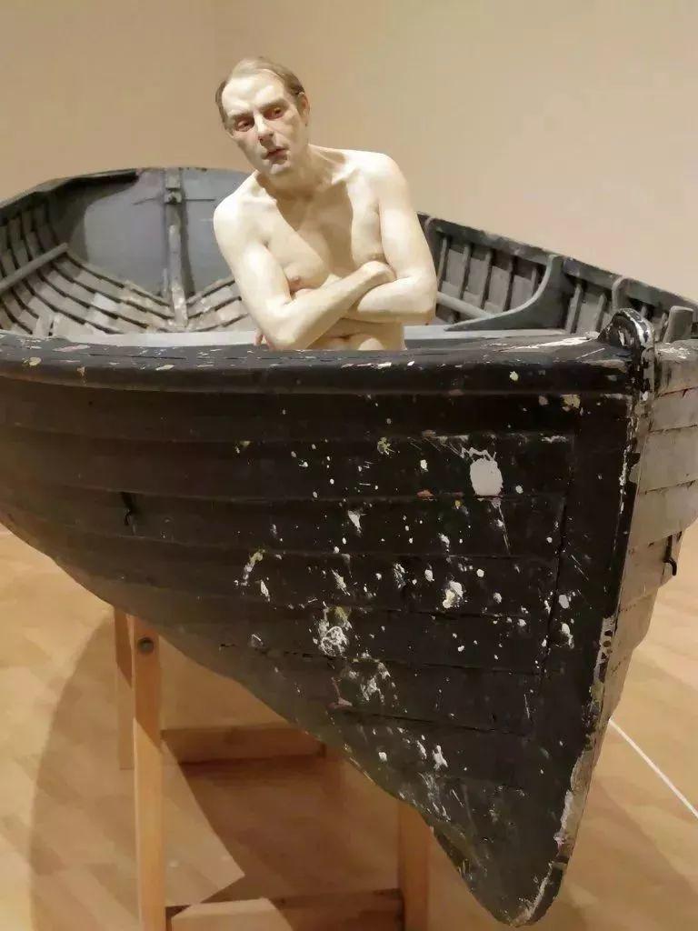 超震撼的人体雕塑,真实到毛骨悚然!插图87