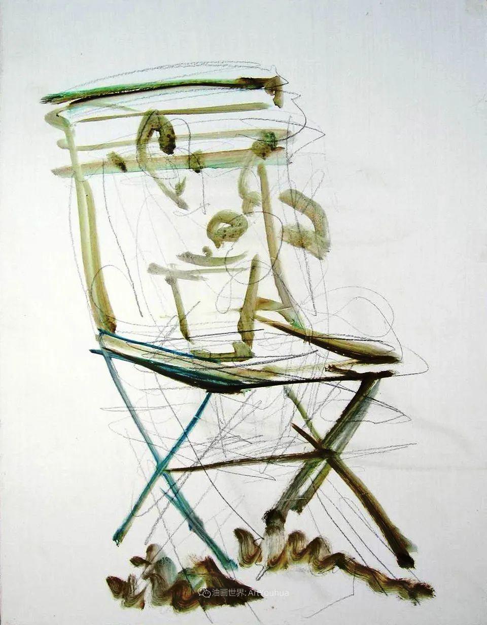 绘画步骤 | 俄罗斯画家谢尔盖·图图诺夫作品一插图7
