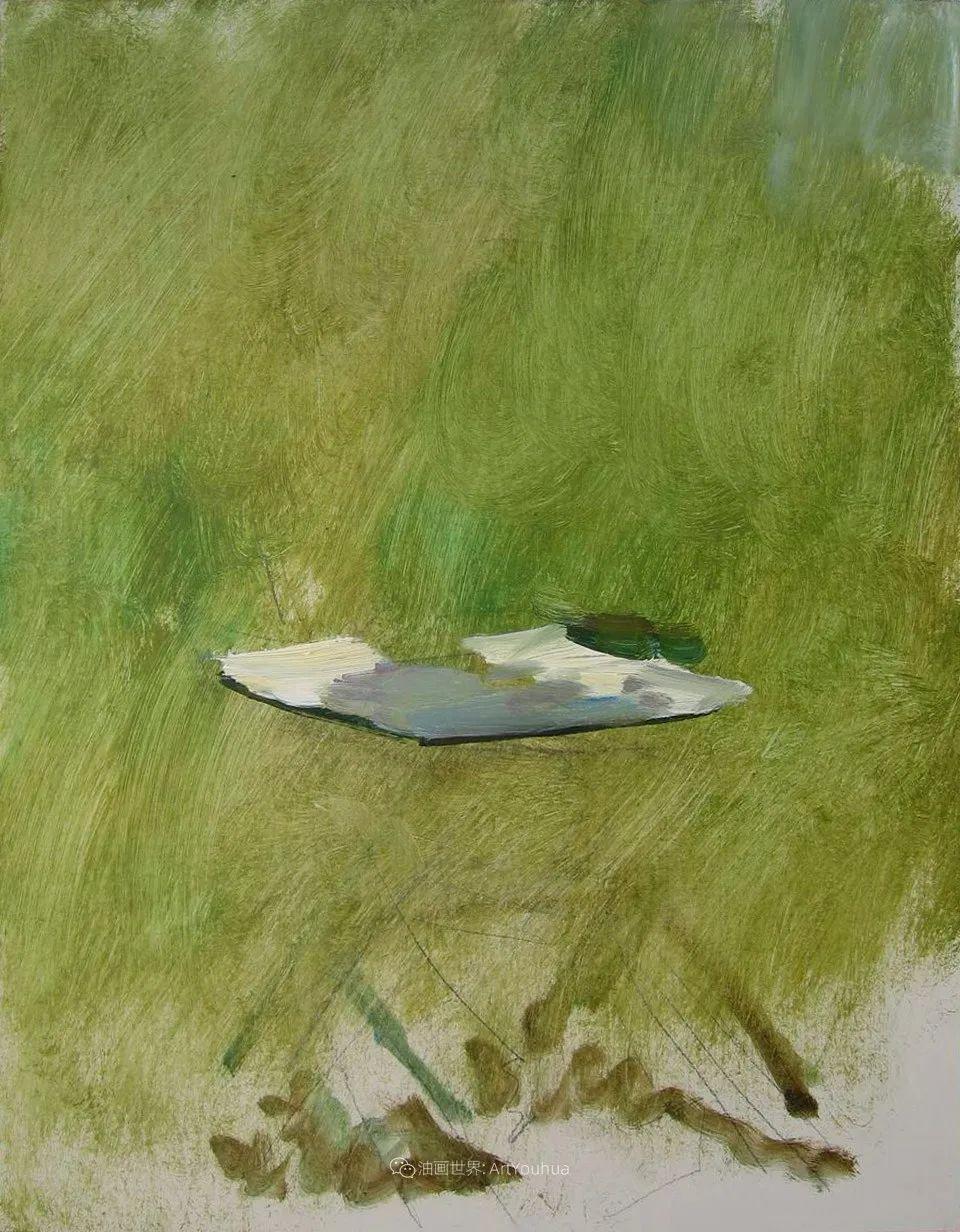 绘画步骤 | 俄罗斯画家谢尔盖·图图诺夫作品一插图11