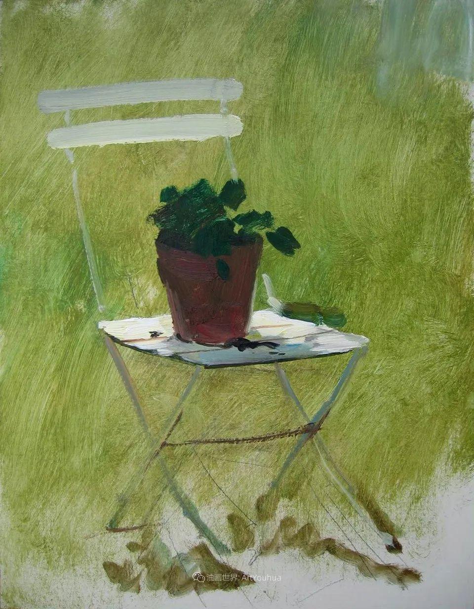 绘画步骤 | 俄罗斯画家谢尔盖·图图诺夫作品一插图15